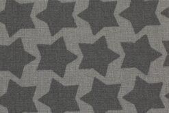 Beschichtete Baumwolle grau/dunkelgrau