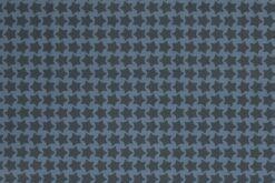 Beschichtete Baumwolle rauchblau/dunkelblau