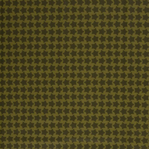 Beschichtete Baumwolle heugruen/khaki