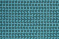 Beschichtete Baumwolle tuerkis/petrol
