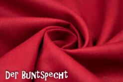 Baumwollstoff Heide burgundy 339