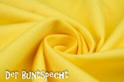 Baumwollstoff Heide gelb 312