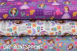 Prinzessin Sofis die Erste, Blumen, weiß, berry, pink, Blumen, Kleider, Mädchen,
