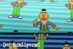 Bert, Streifen, grün, blau,