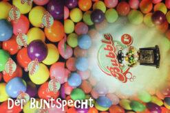 Panell Baumwolljersey Bubble Gum