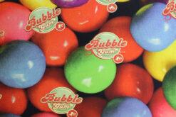 Baumwolljersey Panell Bubble Gum