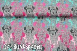 Jersey Minnie Mouse Big Face grau