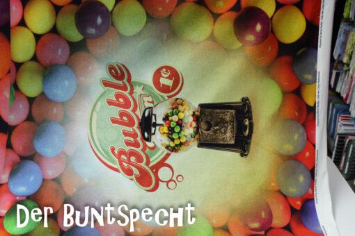 Paneel Baumwolljersey Bubble Gum