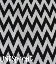 Strickstoff -Sara Chevron- schwarz-weiss2
