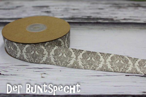 Baumwollband -Ornaments-