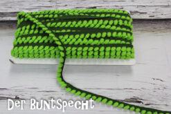 Bommelborte grün-kiwi