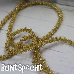 Perlenband gold-2