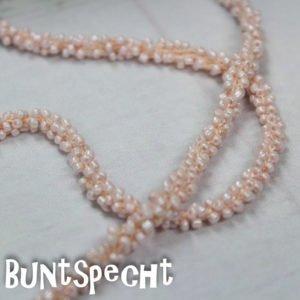 Perlenband rosa-2