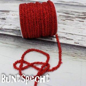 Perlenband rot