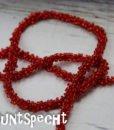 Perlenband rot-2