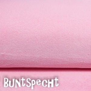 kuschelig weich rosa