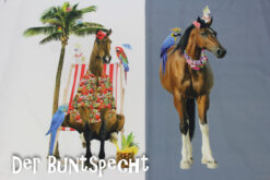 Paneel Jersey - Honululu Horse Übersicht