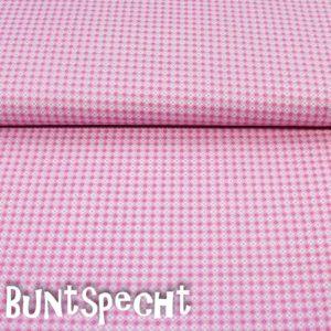 BW Stoff -Kimba BLUMEN- rosa