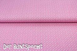 BW Stoff -Kimba Kringel- rosa