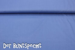 BW Stoff -Kimba UNI- blau