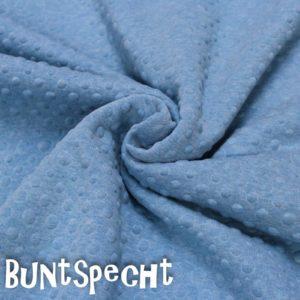 Sweatshirtstoff geprägt hellblau02
