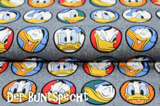 Disney Jersey - Donald Duck- Faces