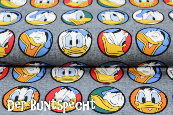 Disney Jersey - Donald Duck- Faces