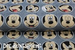 Disney Jersey – Mickey – Faces-