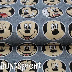 Disney Jersey – Mickey – Faces-