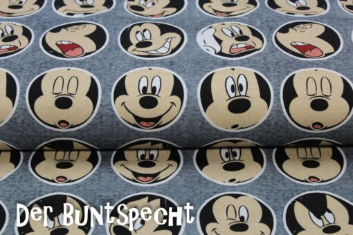 Disney Jersey - Mickey - Faces-