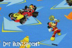 Disney Jersey – Mickey Mouse- Champion- blau 2