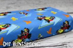 Disney Jersey – Mickey Mouse- Champion- blau 3