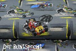 Disney Jersey – Mickey Mouse- Racer 28- grau