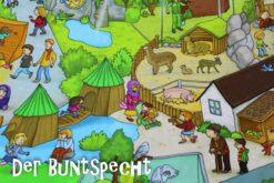 Jersey Wimmelbuch Zoo-5