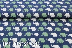 Jersey -Elefant Parade-mint