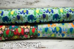 Softshell -Bunte Elefanten