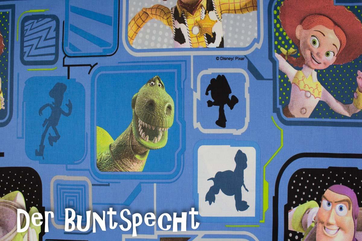 Lizenz Baumwollstoff Toy Story Der Buntspecht Shop