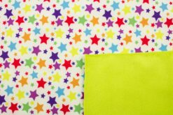 Softshell Colorful Stars-3