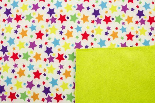 Softshell Colorful Stars-3