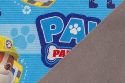 Softshell Paw Patrol Chase Rubble Marshall Rocky hellblau