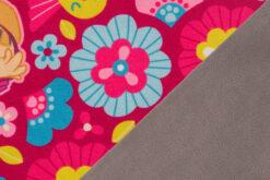 Softshell Paw Patrol Skye und Everest Blumen
