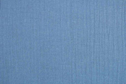 Gauze Alexandra blau