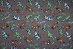 Jersey Rooarrr Dino Stars grau
