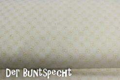 """*2,80m breit* Dekostoff """"Amsterdam - Blumen-Karo"""""""