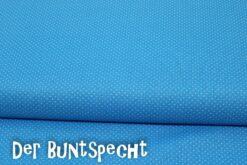 """Baumwoll-Stoff """"Tante Ema-Fruchtkonfetti"""" aqua"""