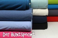 "Sommersweat ""H"" in 12 tollen Farben"