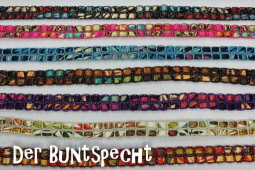 """Taschenband """"Flora"""" bunt - in verschiedenen Farben"""
