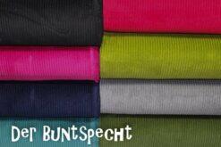 """Breitcord """"Washed Cord"""" in verschiedenen Farben"""